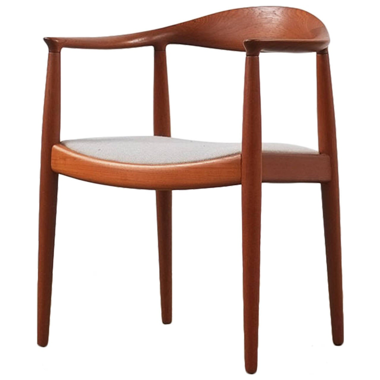hans wegner the chair covers for rent winnipeg round at 1stdibs