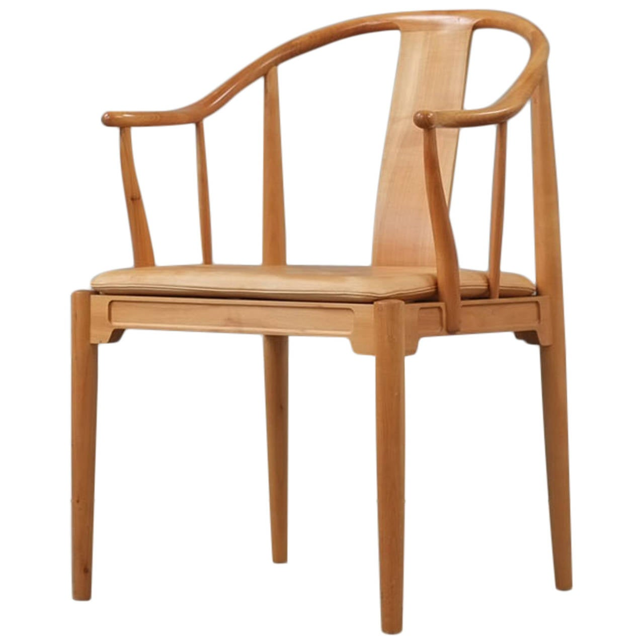 Chinese Chair Hans Wegner Chinese Chair At 1stdibs