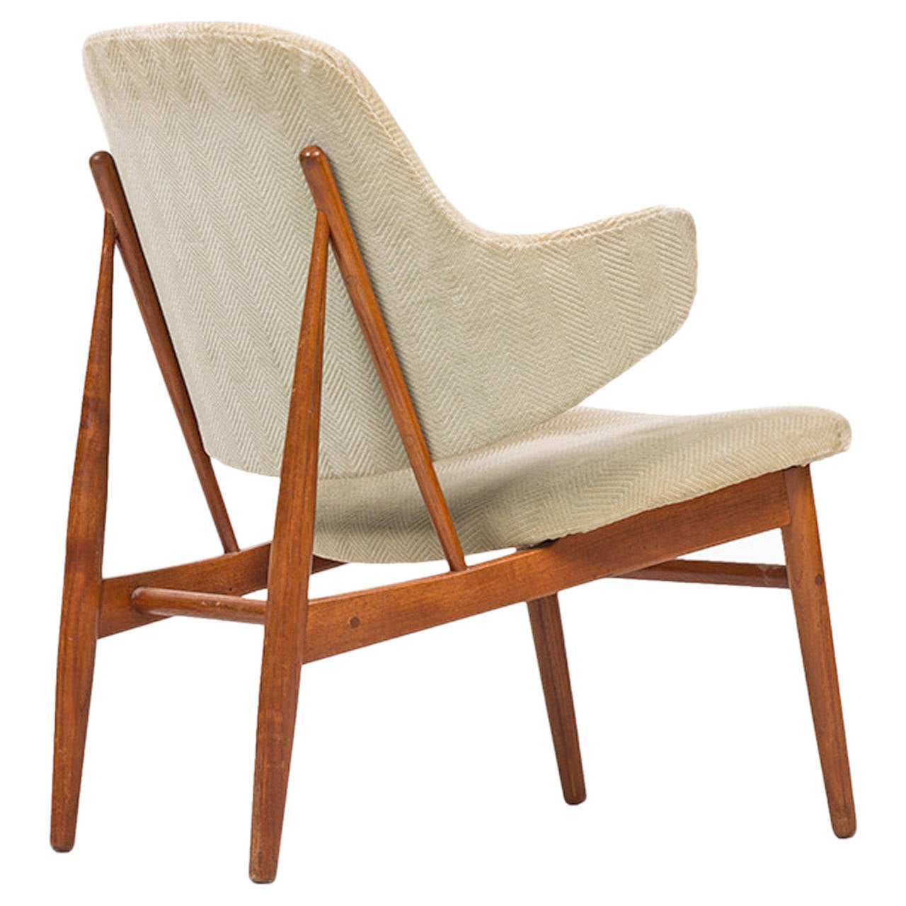 Easy Chairs Ib Kofod Larsen Easy Chair By Christensen And Larsen In