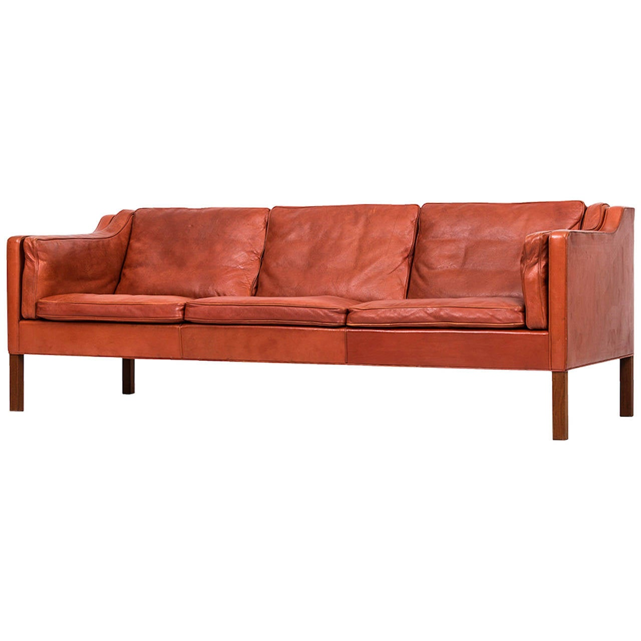 borge mogensen sofa model 2209 plastic cushion protectors børge leather 2213 by fredericia in
