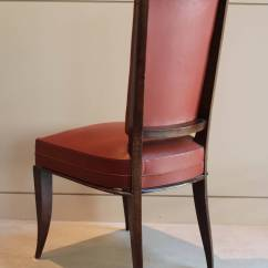 Set Of Six Dining Chairs For Sale Chair Swing Vienna Art Deco At 1stdibs