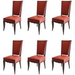 Dining Chairs For Sale Chair Desk Design Set Of Six Art Deco At 1stdibs