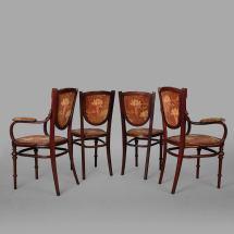 Art Nouveau Living Room Furniture