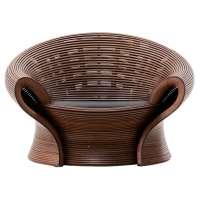 """""""Steam 23"""" Walnut Steam bent Chair by Bae Se Hwa, 2013 ..."""