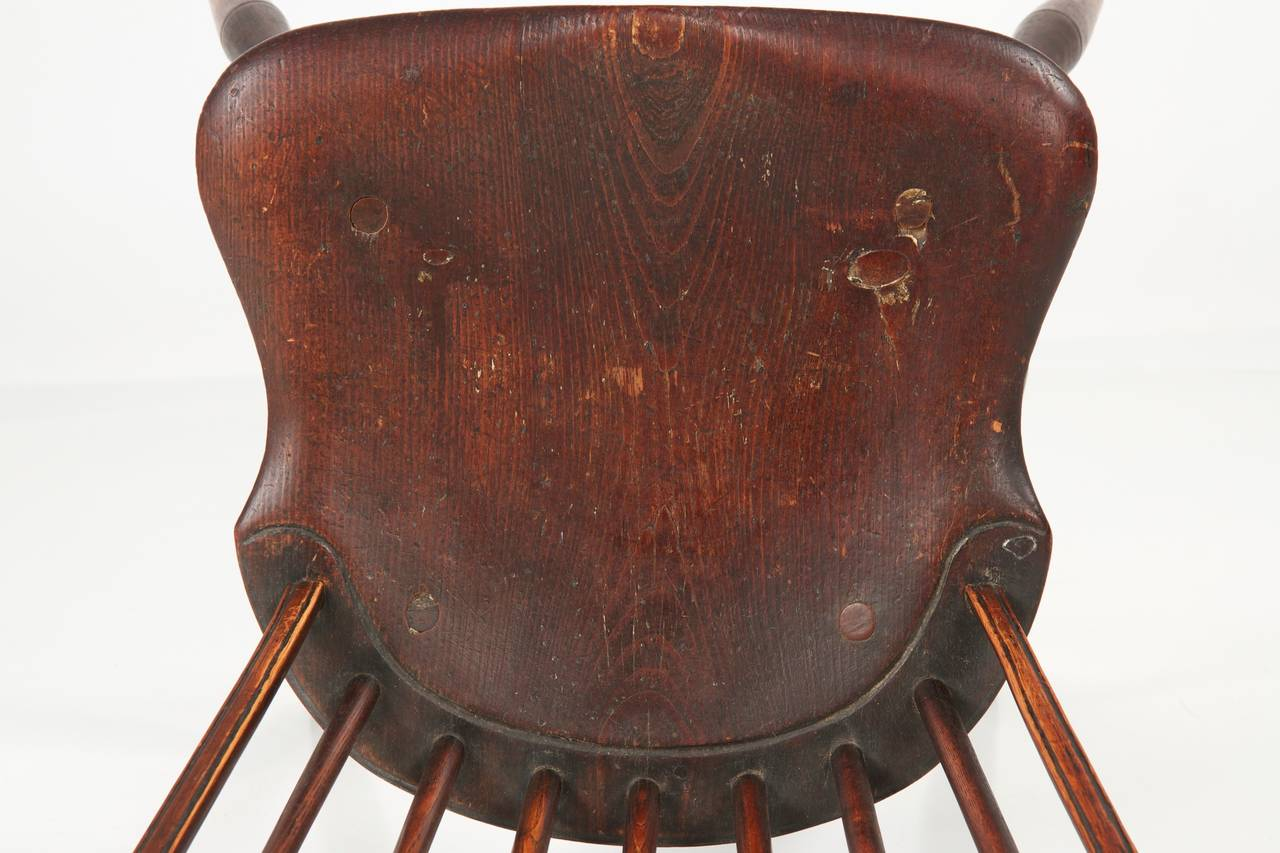 antique windsor chairs beach heavy duty original american bowback side chair
