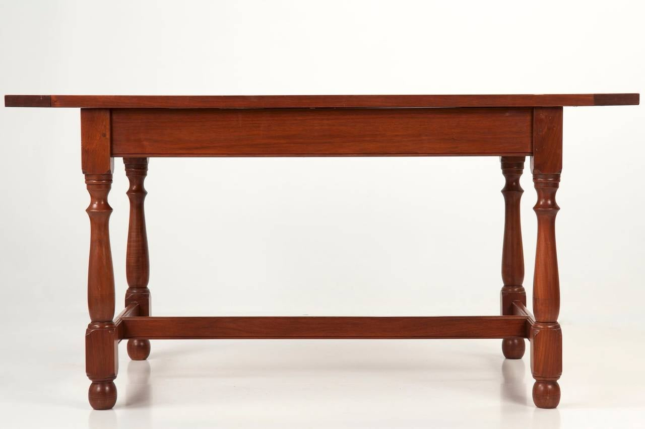 william and mary chair time out for toddlers benchmade style tavern dining table 20th