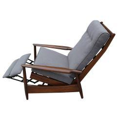Reclining Club Chair Ikea Kid Chairs Scandinavian Lounge At 1stdibs