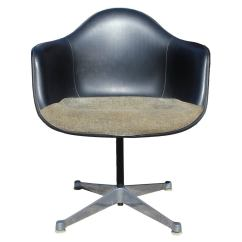 Metal Bucket Chairs Two Person Bean Bag Chair Set Of Four Herman Miller Eames Swivel At