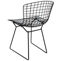 Wire Dining Chairs Metal Bistro Outdoor Set Of Six Bertoia At 1stdibs
