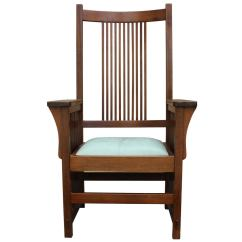 Frank Lloyd Wright Chairs White Wood Dining Chair Style Armchair At 1stdibs