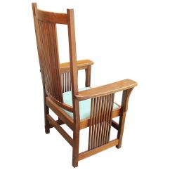Frank Lloyd Wright Chairs Wheelchair Tires Style Armchair At 1stdibs