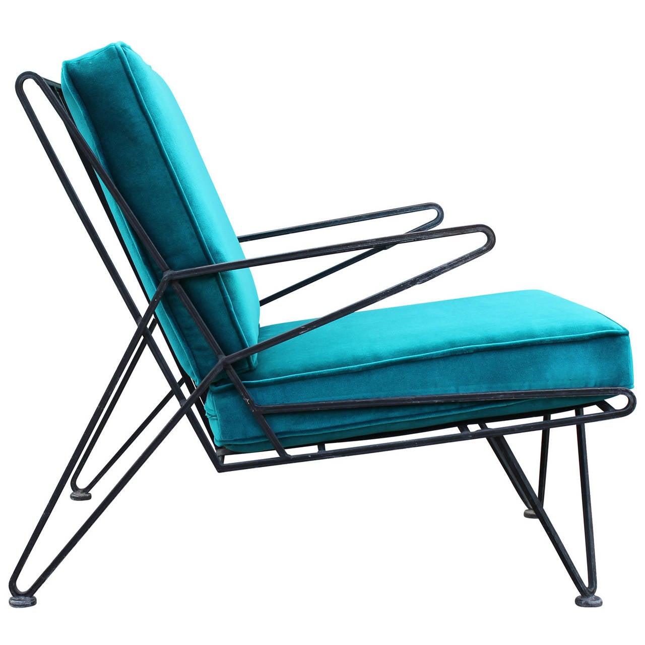teal lounge chair dorm bed phenomenal pair of velvet italian style mid century