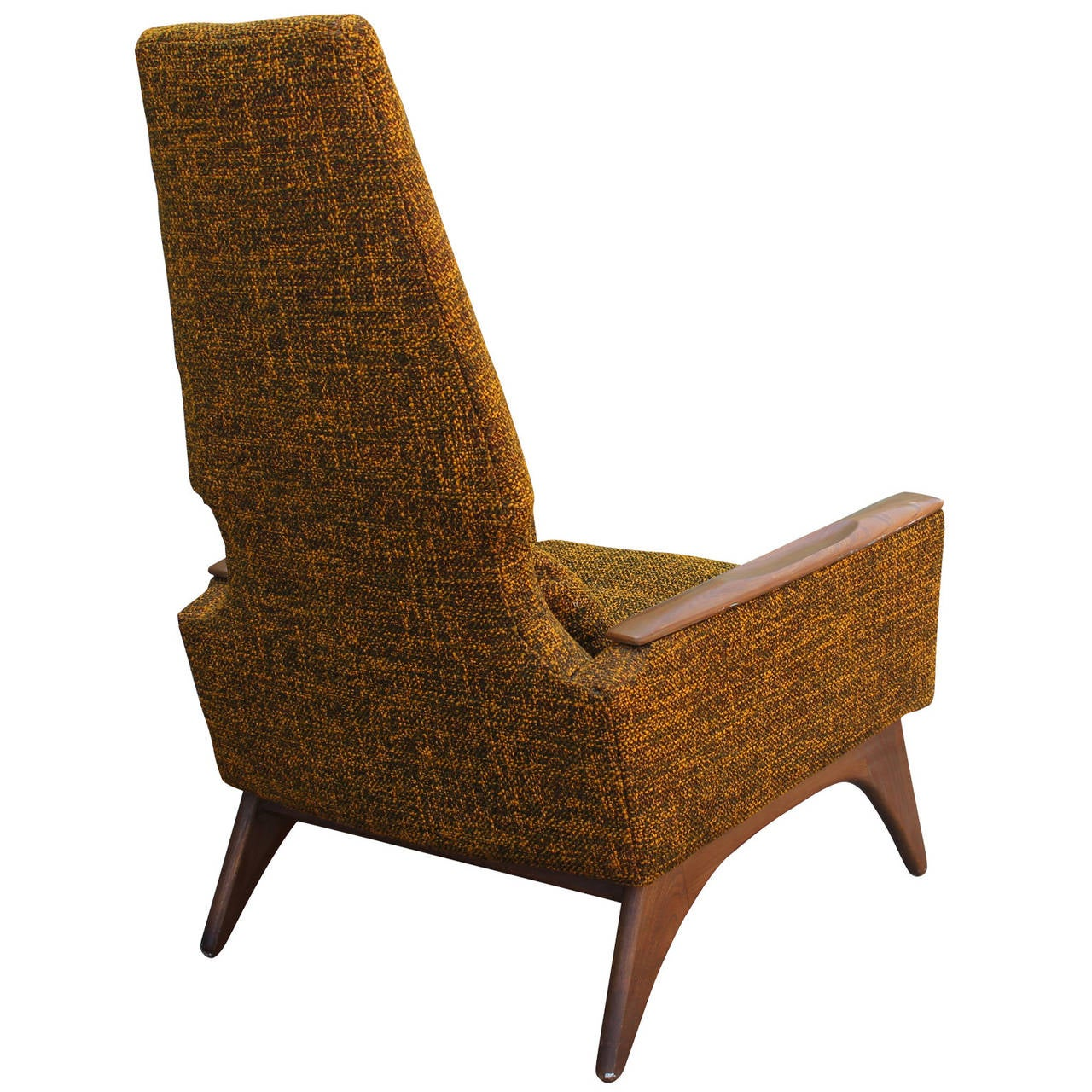 Cool Lounge Chairs High Back Lounge Chair By Adrian Pearsall For Craft