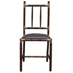 Bamboo Dining Chair Patio Glides Rectangular Canada Modern Chairs