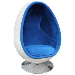 High Chair Egg Reclining Wingback Chairs Sale Ovalia By Thor Larsen At 1stdibs