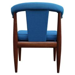Turquoise Side Chair Swing With Stand Price Horseshoe At 1stdibs