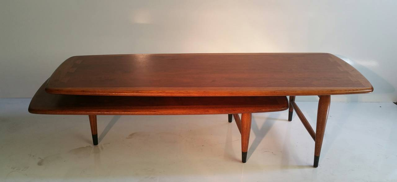 "Mid-Century Modern ""Switchblade"" Coffee Table, Lane"