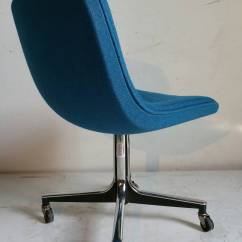 Rolling Chairs For Office Gel Cushion Chair Goodform Desk Mid Century Modern At 1stdibs