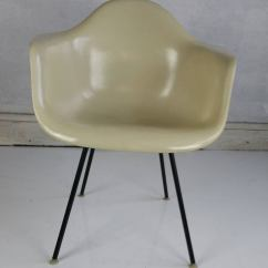 Herman Miller Chair Sale Glides For Tile Floors Charles Eames Parchment Arm Shell