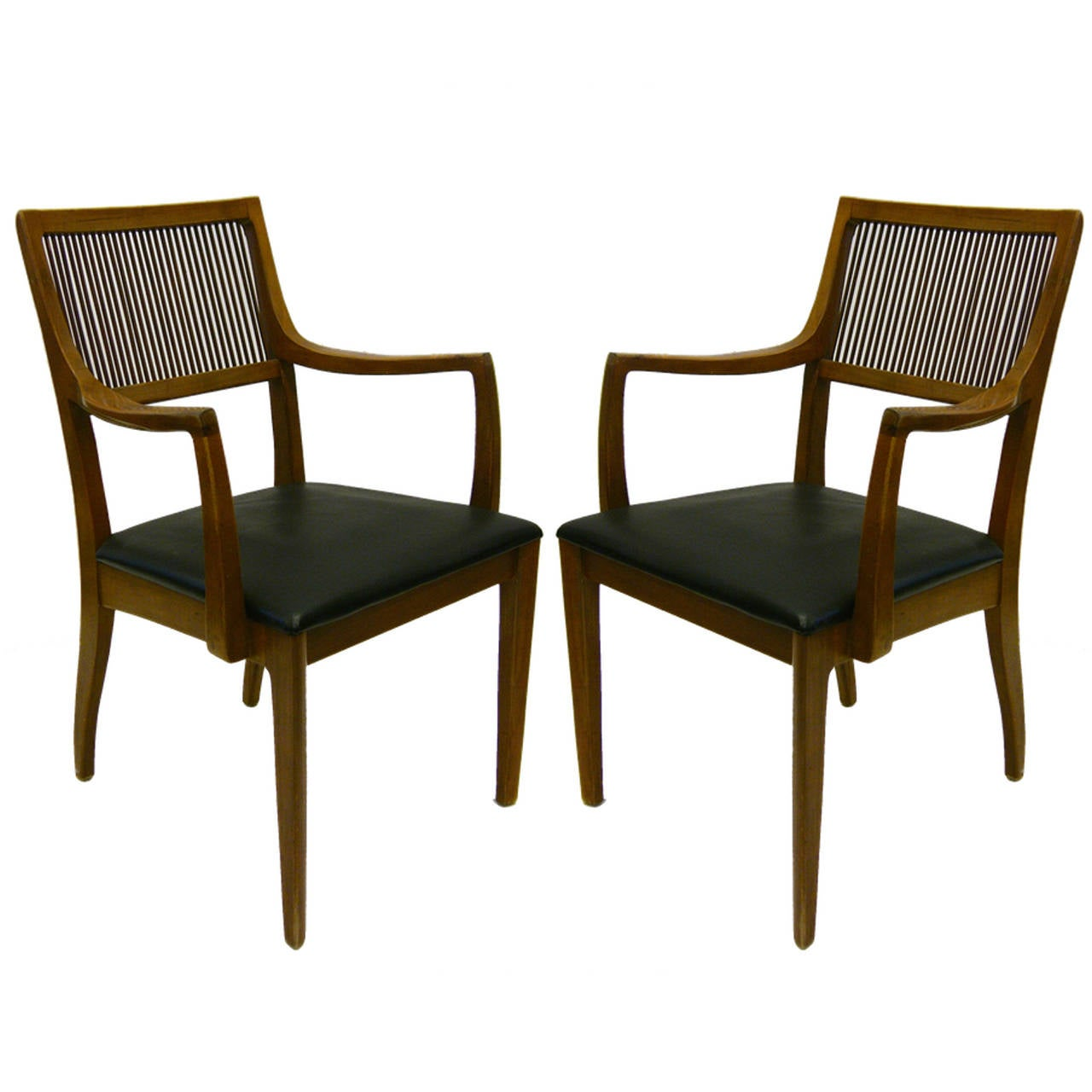 Drexel Chairs Set Of Eight Chairs By John Van Koert For Drexel At 1stdibs