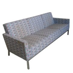 Steelcase Sofa Bed Small L Shaped Sleeper Base Genesis With Brushed Br Crate And
