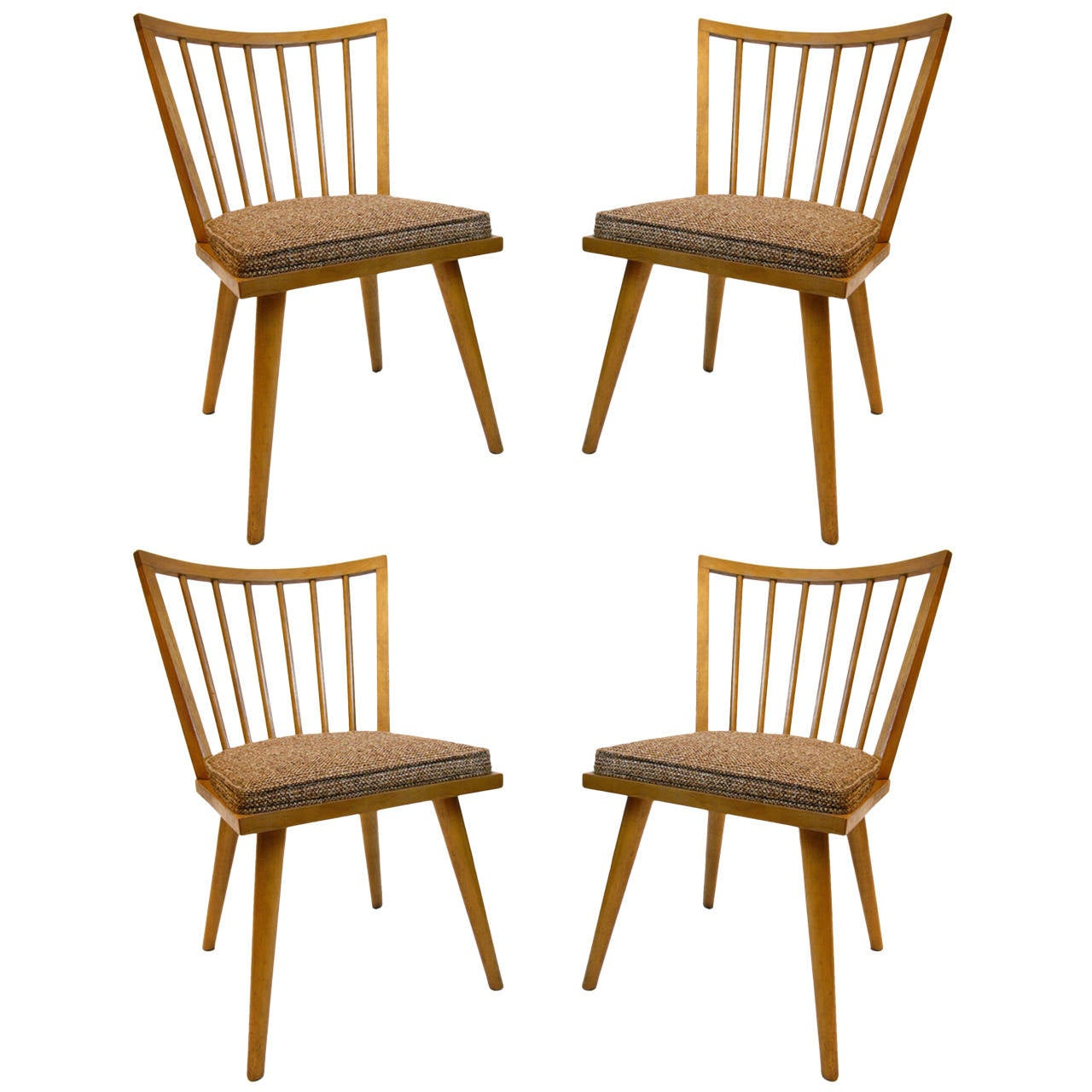 conant ball chair the big dc set of four russel wright for dining chairs