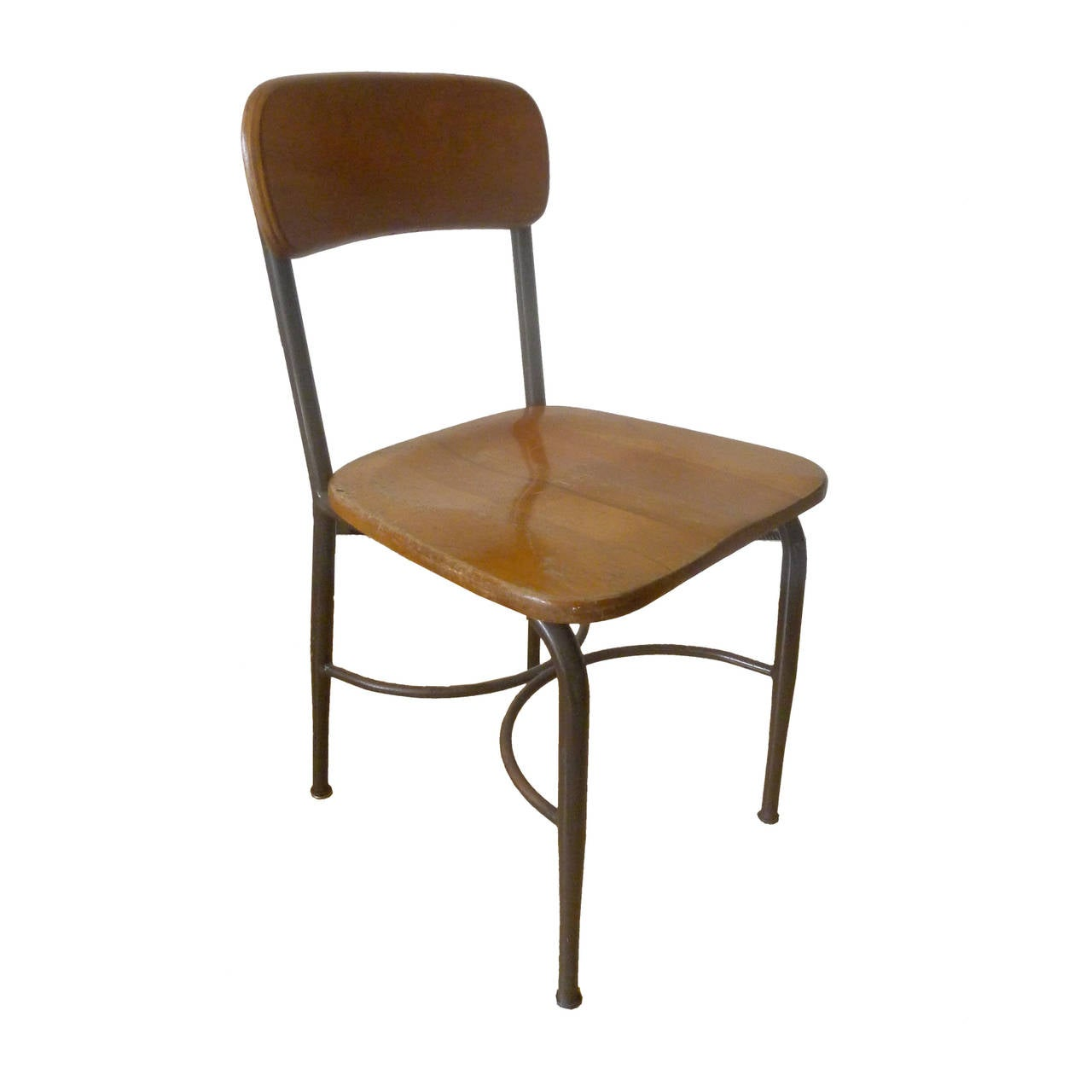 heywood wakefield chairs ak gaming chair 8 adult sized vintage metal and maple