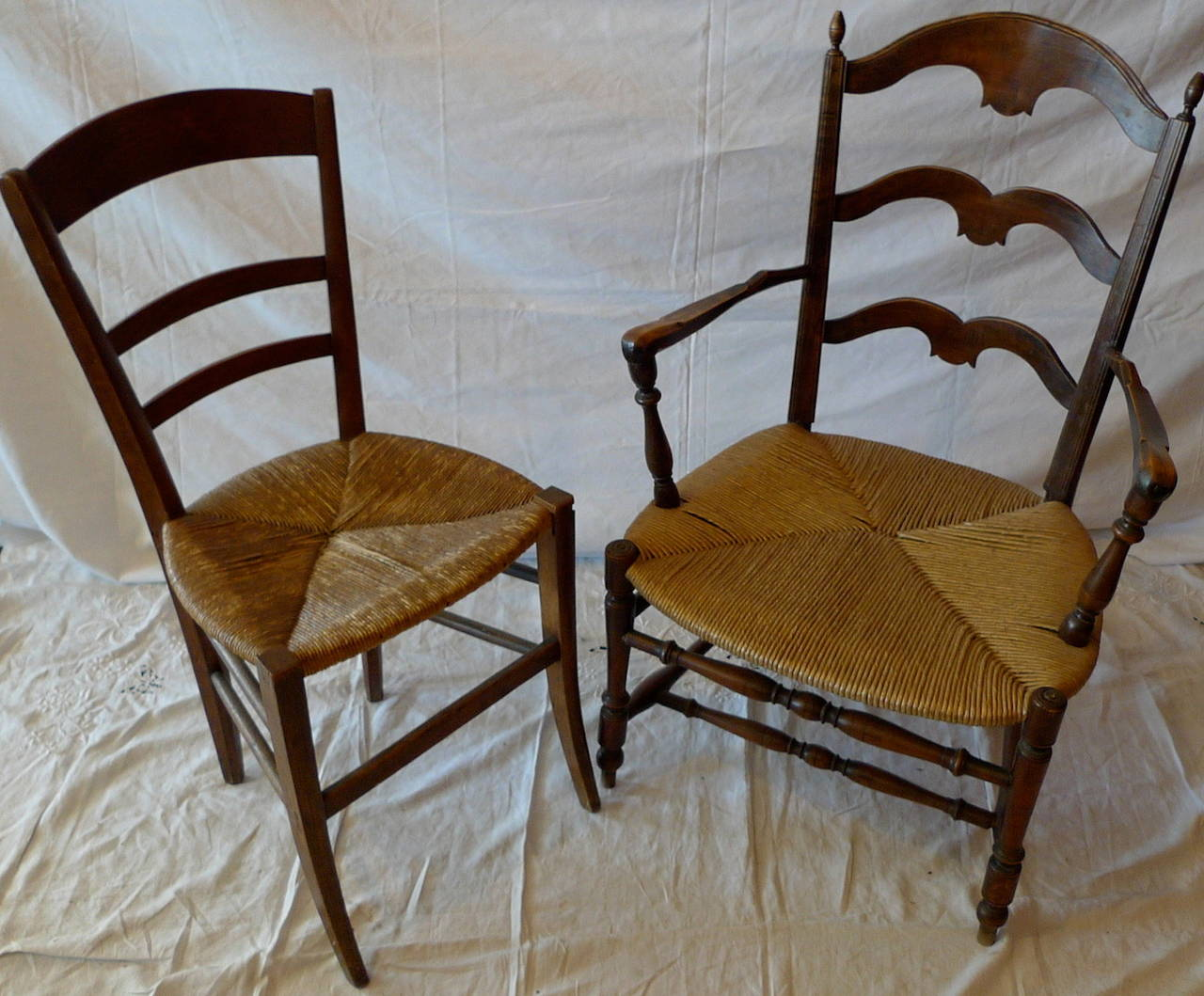 country french side chairs office chair mat 19th century for sale at 1stdibs