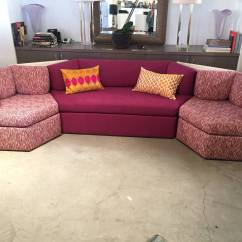 Younger Sofa James Venetian Mid Century Modern Thayer Coggin Sectional And Tables