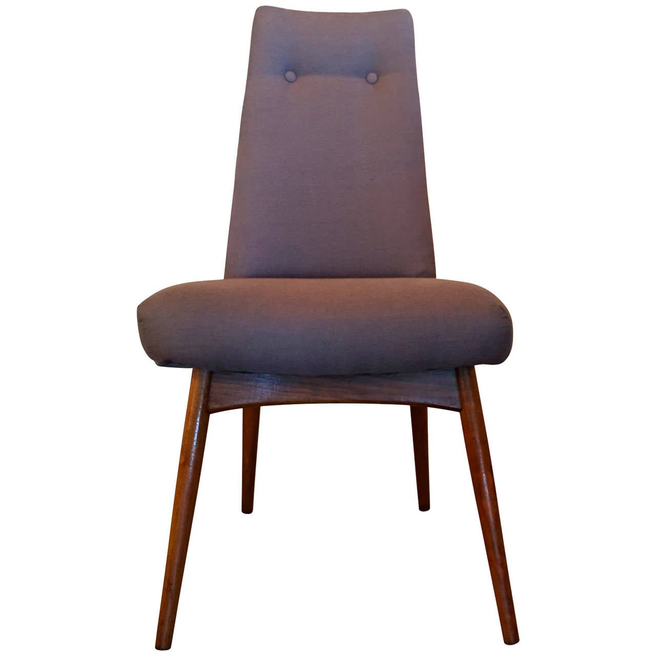 adrian pearsall chair cover hire blackpool mid century modern s 6 rosewood and linen