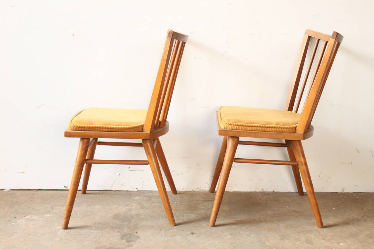 conant ball chair counter height arm chairs russel wright for dining at 1stdibs