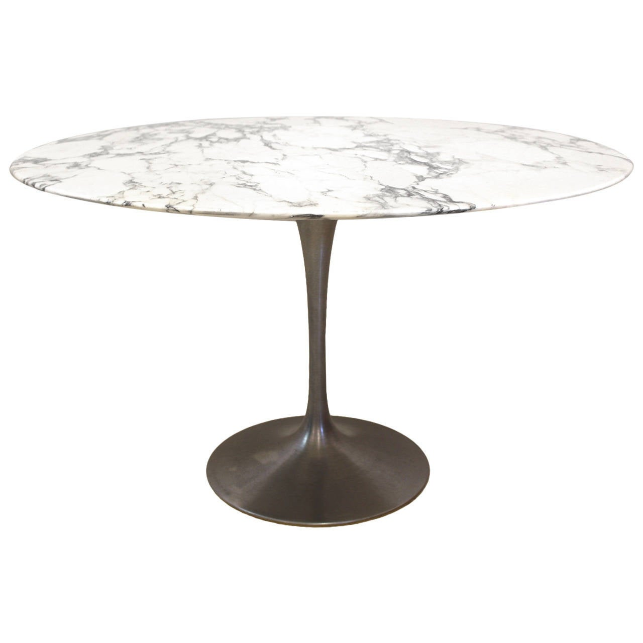 Tulip Table And Chairs Tulip Dining Table By Eero Saarinen 1956 At 1stdibs