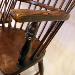 Windsor Chair With Arms Ball For Office Benefits 18th Century Set Of Eight High Back Dining Chairs