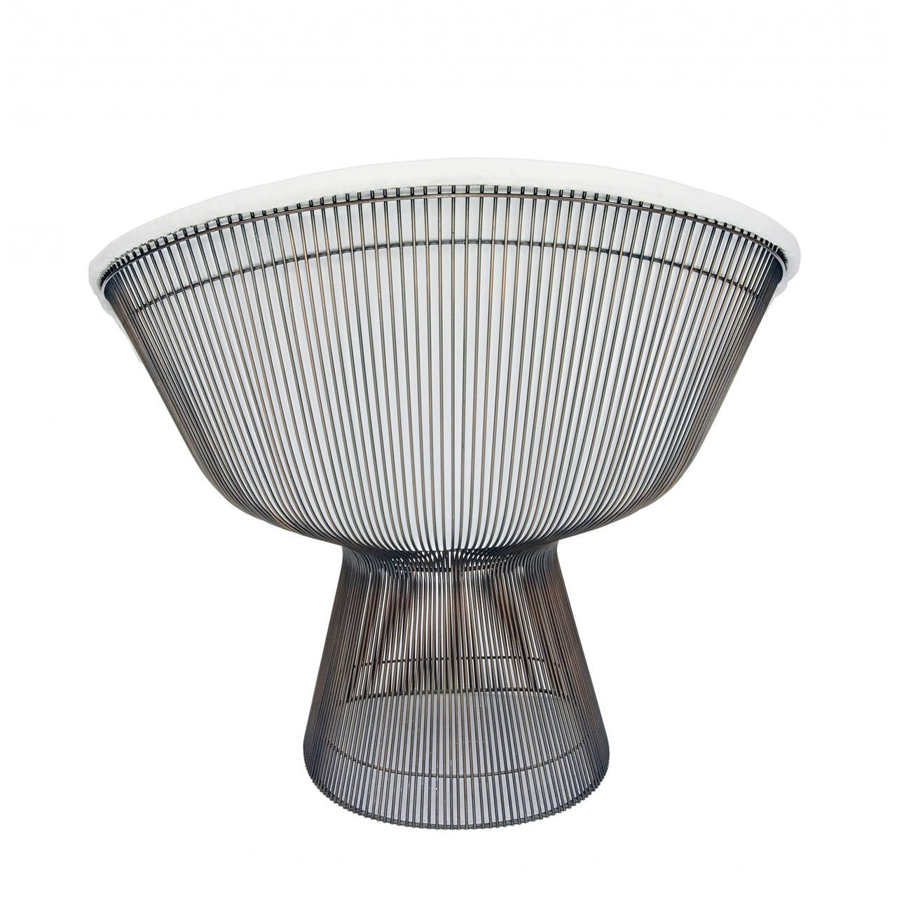 Warren Platner Lounge Chair at 1stdibs