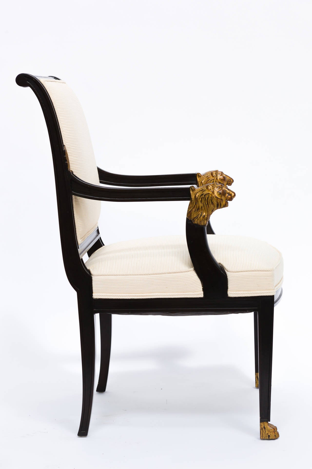 Lion Chair Carved Wood Lion Chairs 14 Available For Sale At 1stdibs