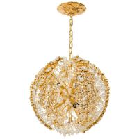 Lobmeyr Crystal Ball Chandelier at 1stdibs