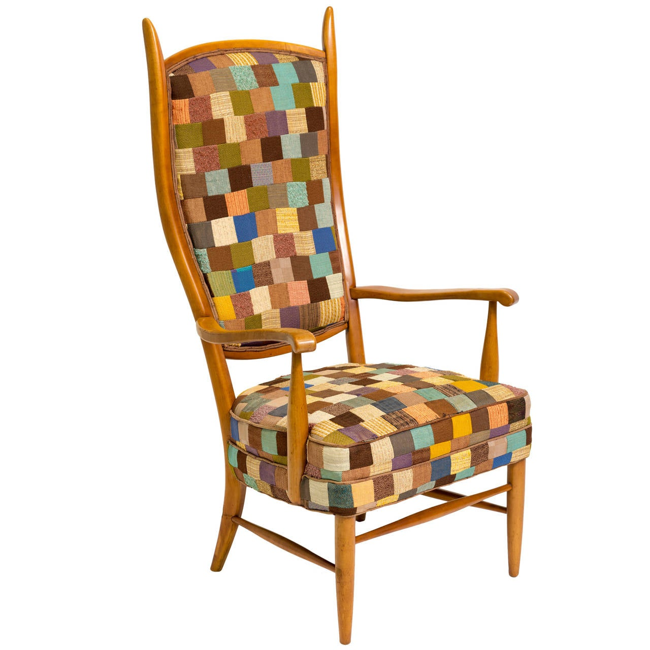 swedish high chair hanging lowes back lounge at 1stdibs