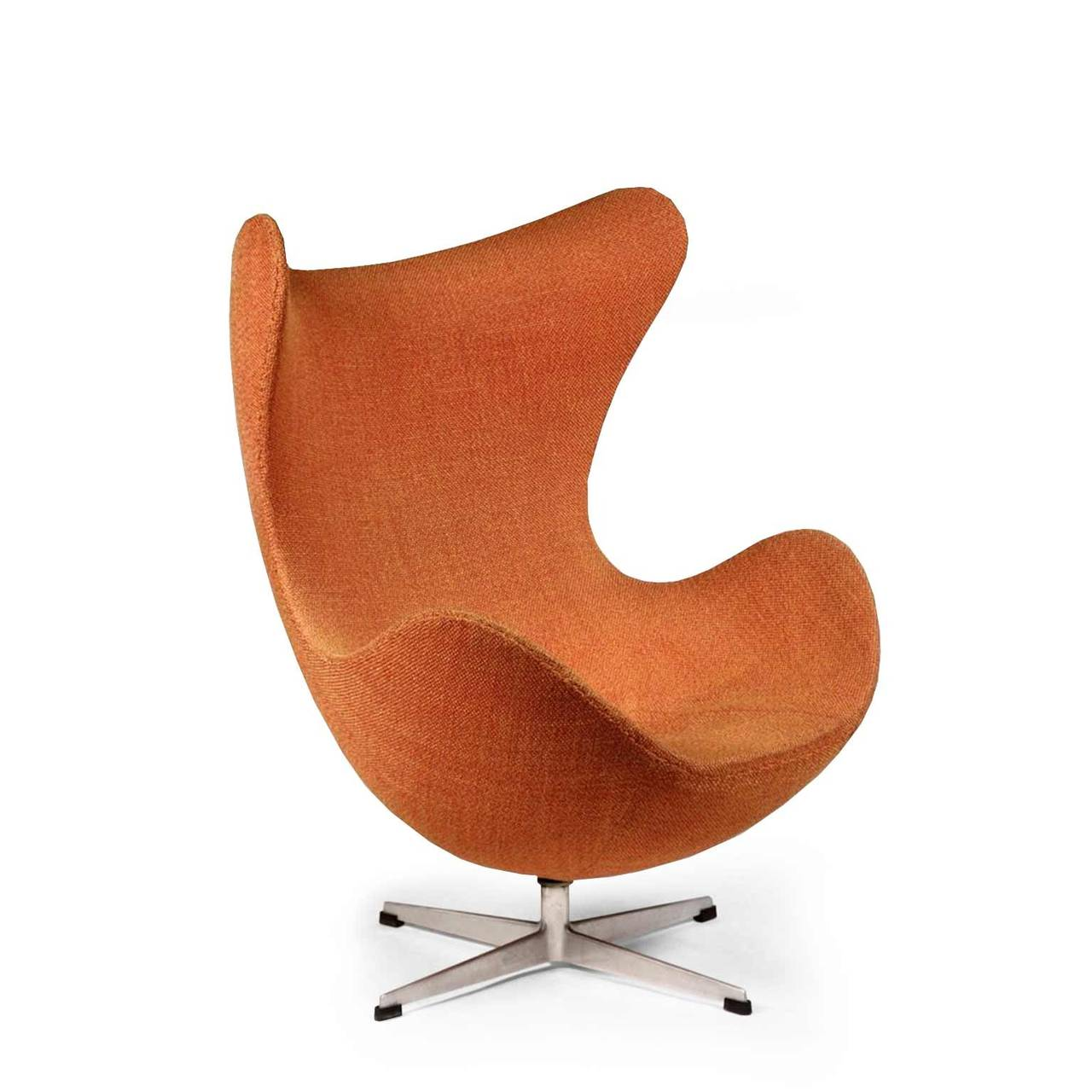 Egg Shell Chairs Arne Jacobsen Egg Chair For Sale At 1stdibs