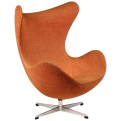 Egg Chair Cover For Sale Bath Lift Arne Jacobsen At 1stdibs