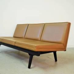 Steel Frame Sofa Bobkona Sectional Reversible Assembly George Nelson Image 5