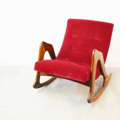 Adrian Pearsall Rocking Chair Handmade Dining For Craft Associates
