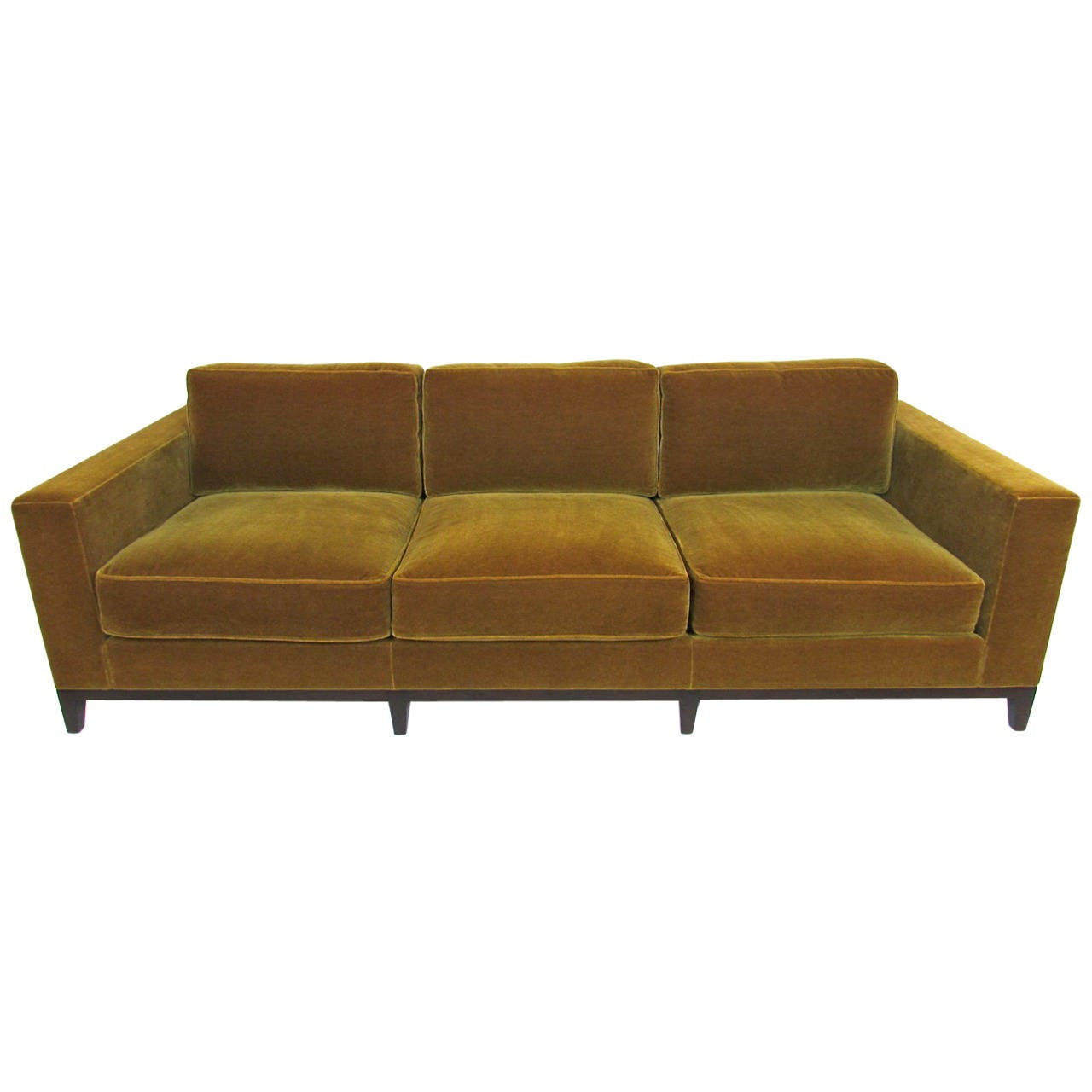 holly sofa the lounge co single seater bed dubai christian liaigre for hunt mousson at 1stdibs