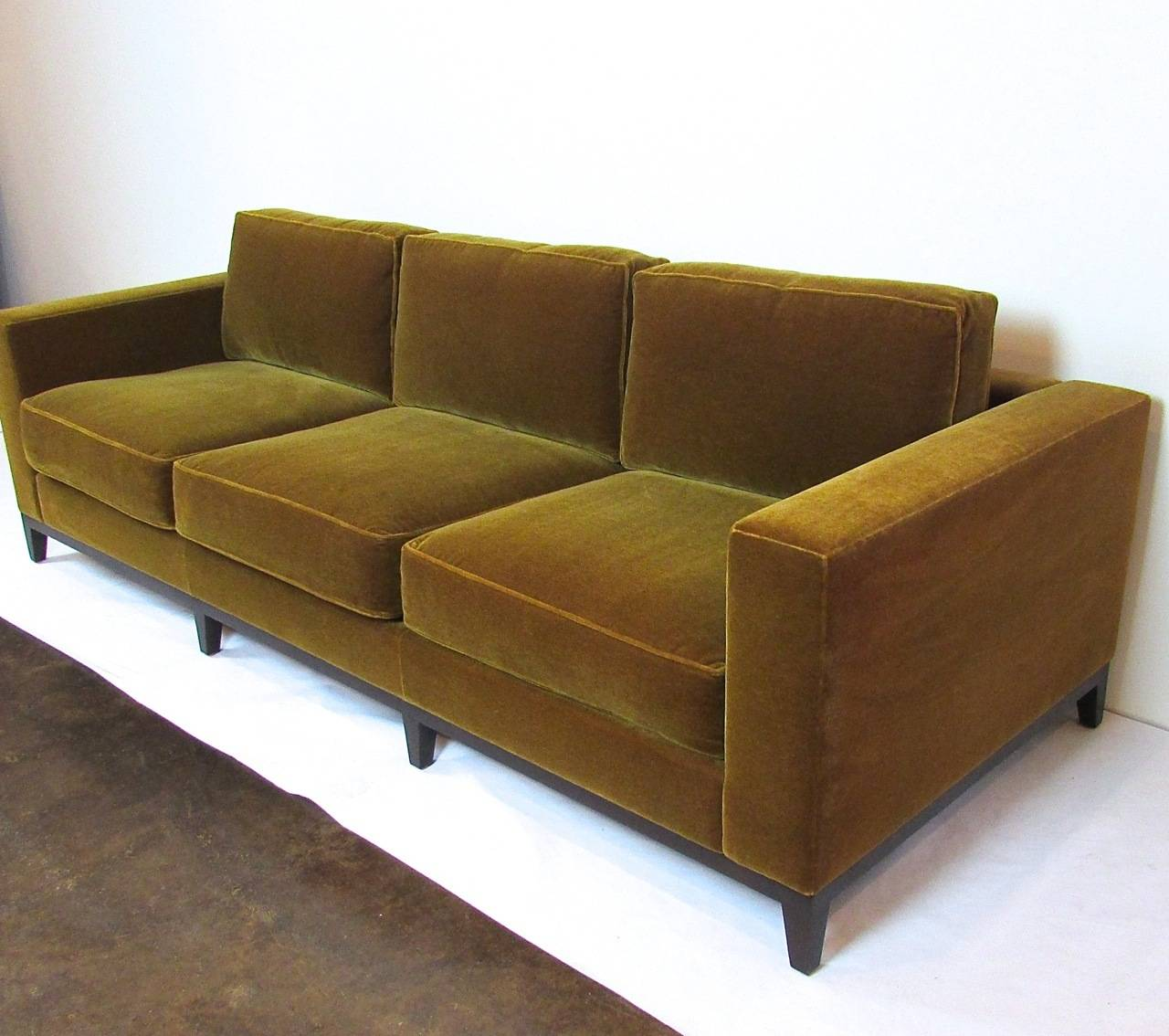 holly hunt sofa cost red area rug christian liaigre for mousson at 1stdibs