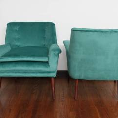 Teal Lounge Chair Antique Club Chairs Exceptional Pair Of Paul Mccobb Style In