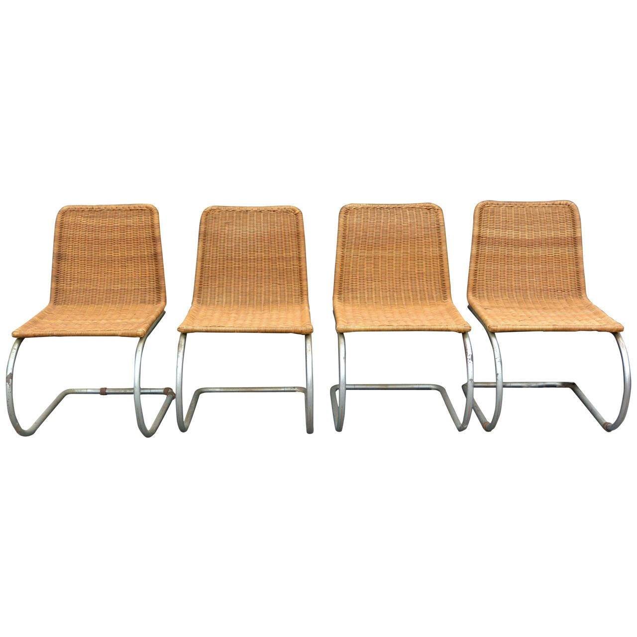 mart stam chair hanging cheap wicker dining chairs at 1stdibs
