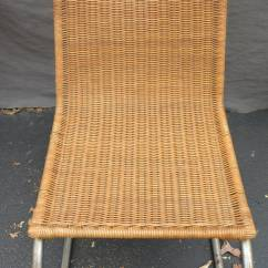 Mart Stam Chair Wegner Chairs Reproduction Wicker Dining At 1stdibs