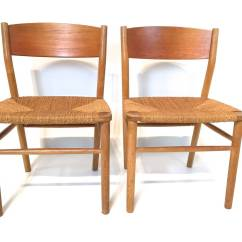 Sea Grass Chairs Folding Chair John Lewis Borge Mogensen Seagrass Dining At 1stdibs