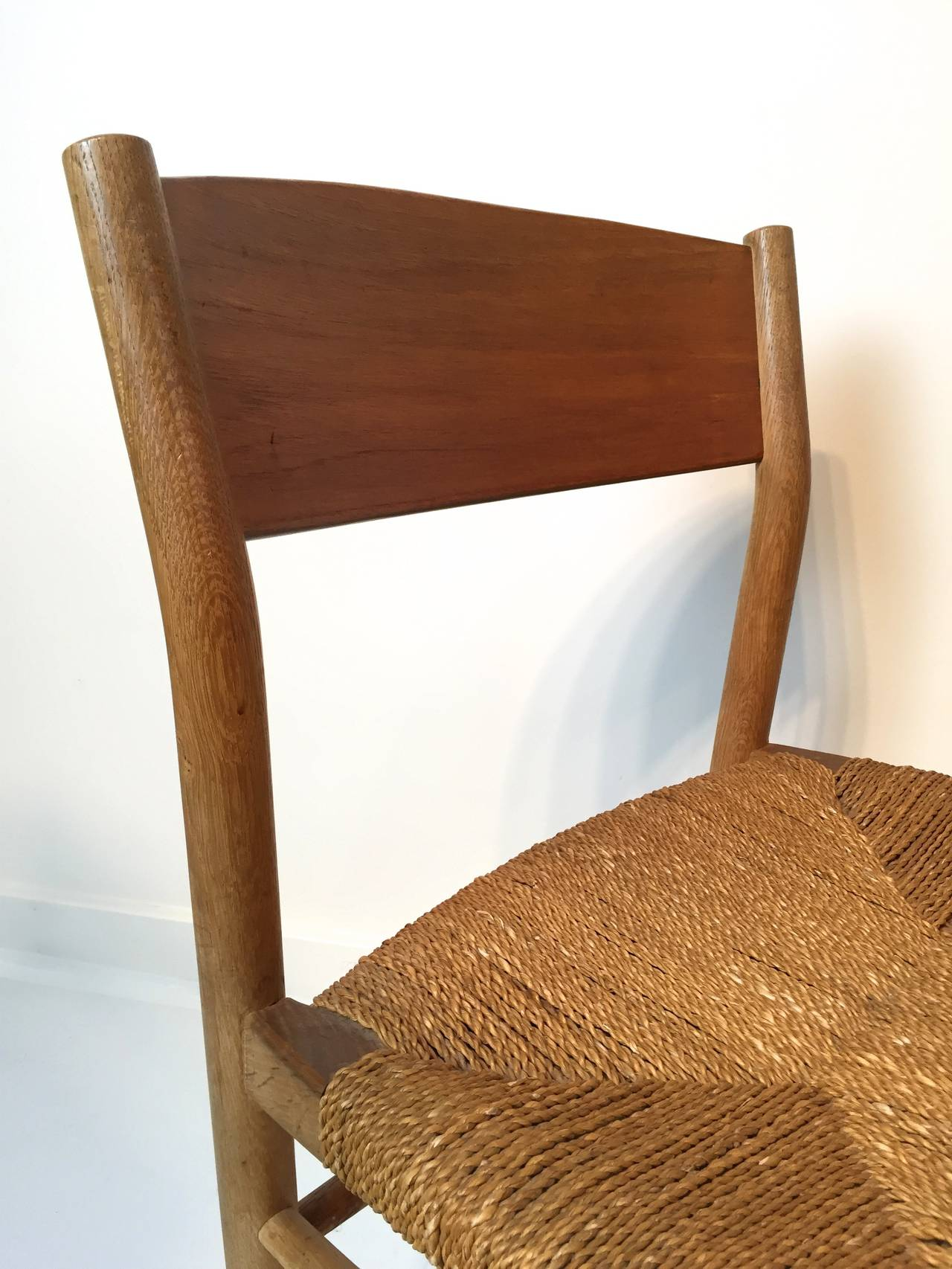 seagrass dining chairs merits power chair borge mogensen at 1stdibs