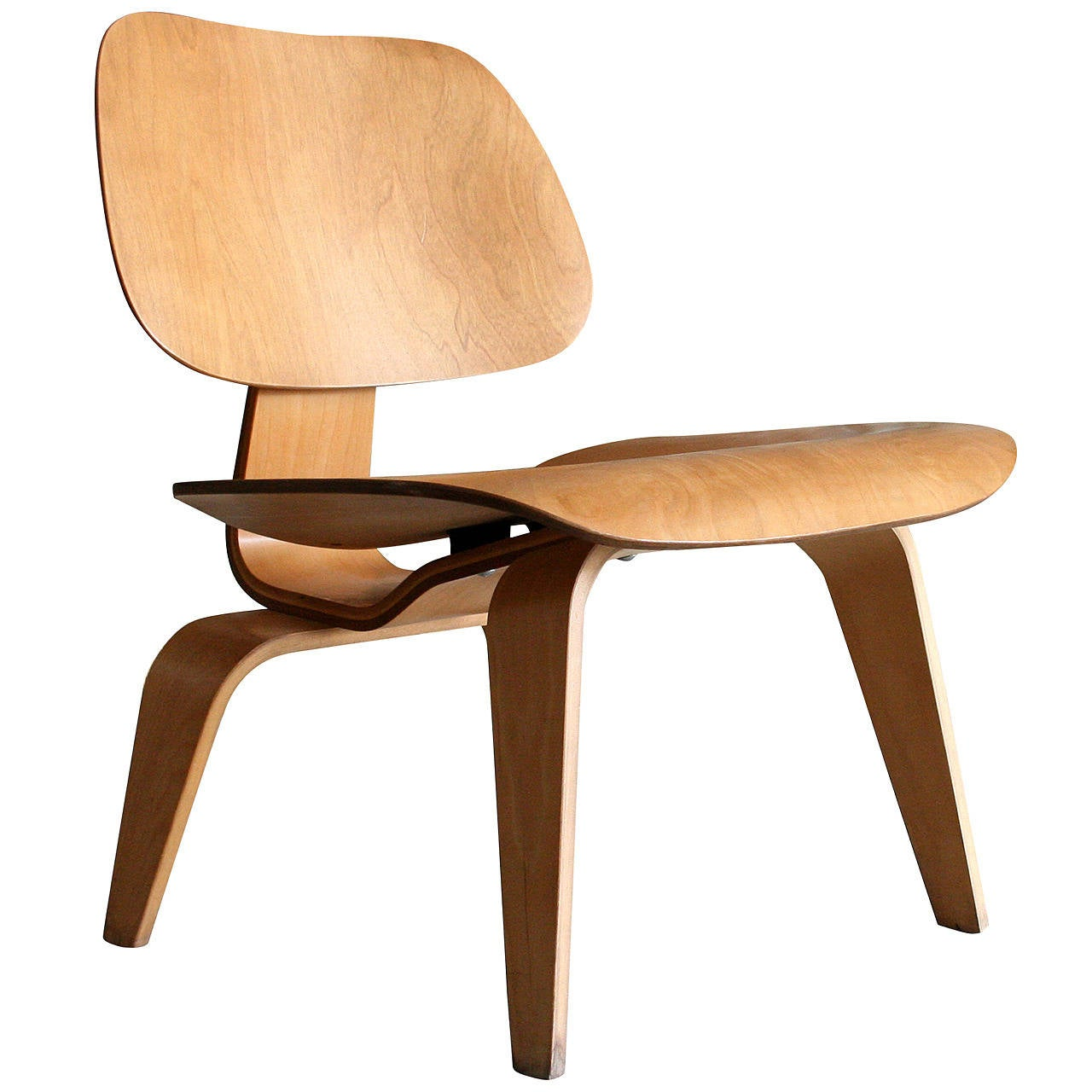 Herman Miller Eames Chair 39lounge Chair Wood 39 Lcw By Charles Eames For Herman Miller