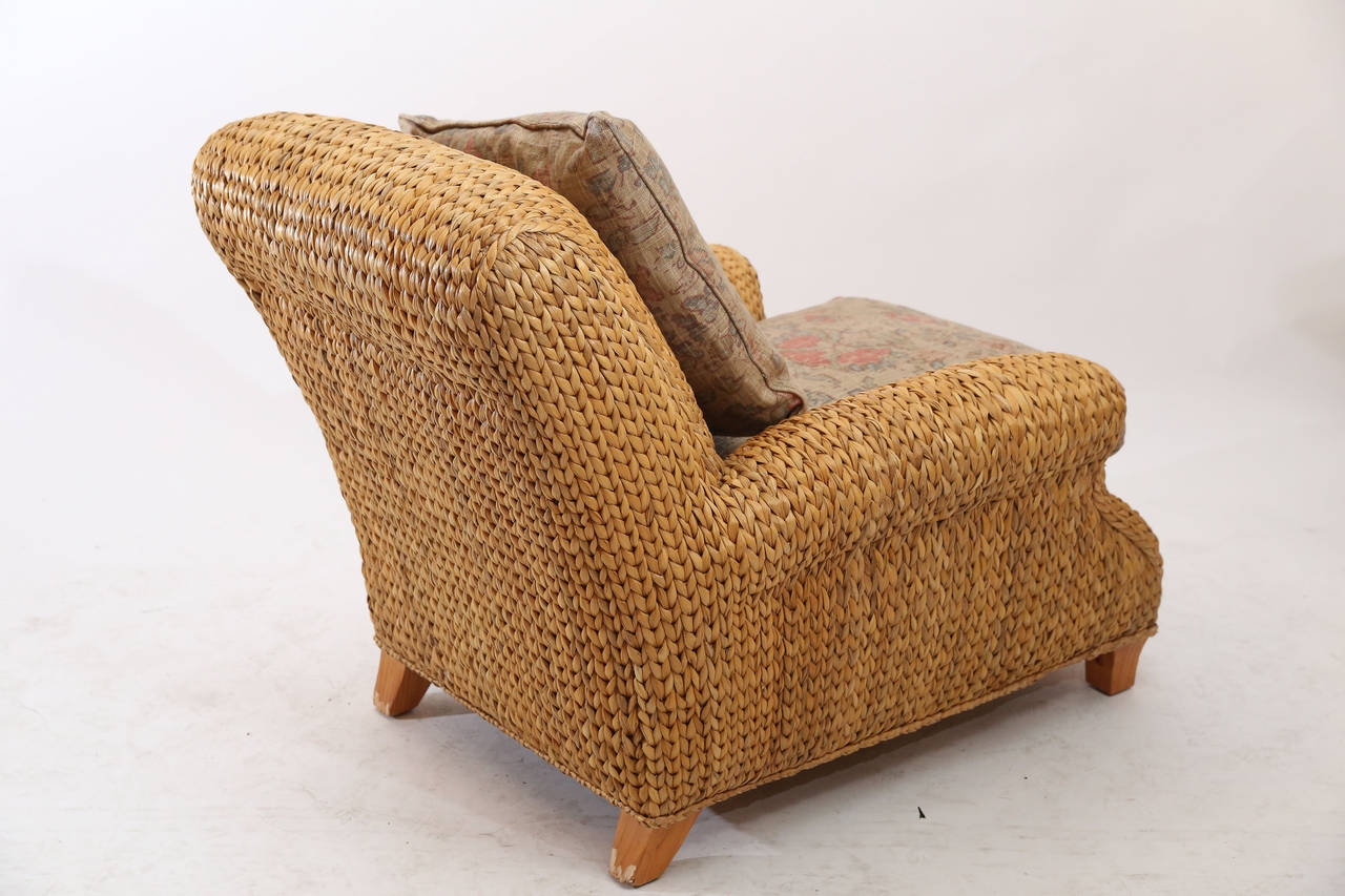 folding banana lounge chair table chairs seagrass limetennis